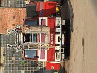 Автовышка  пожарная Ал30 на базе Iveco Magirus