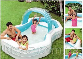 Детский надувной бассейн Intex 57198 Оазис 310 х 188 х 130 см, фото 2