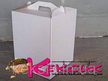 Коробка для торта 40*40*30 см