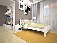 """Кровать """"Модерн 11"""" из натурального дерева"""