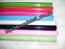 Пленка упаковочная в рулоне матовая розовая
