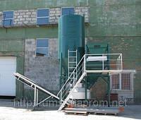 Растворобетонный комплекс 3- бункерный