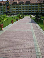 Тротуарная плитка ГАРМОНИЯ