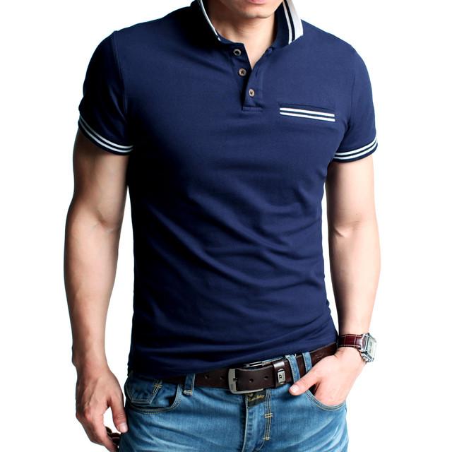 Поло футболка мужская