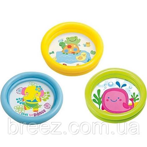 Детский надувной бассейн Intex 59409 61 х 15 см, фото 2