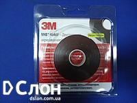 3M™ VHB™ 4646 (6,0) - Лента двухсторонняя высокотемпературная, 6,0х0,64 мм, рулон 5 м