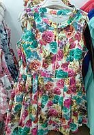 Летнее короткое котоновое платье колокольчик от DressCode в Одессе