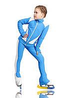 """Термокостюм """"Марина"""" Голубо-белый"""