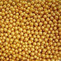 Драже золото 1 мм 50 гр