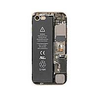 """Cиликоновый чехол """"детали телефона"""" для iphone 7/8"""