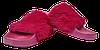 Шлепанцы женские мягкие SOPRА розовые размеры 37-41.