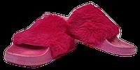 Шлепанцы женские мягкие SOPRА розовые размеры 37-41., фото 1