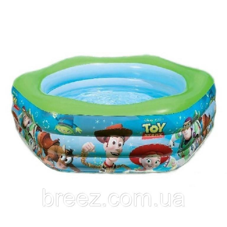 Детский надувной бассейн Intex 57490 История игрушек