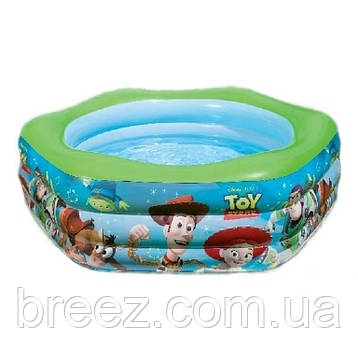 Детский надувной бассейн Intex 57490 История игрушек, фото 2