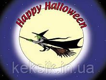 Вафельная картинка Halloween 6