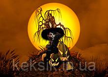 Вафельная картинка Halloween 7