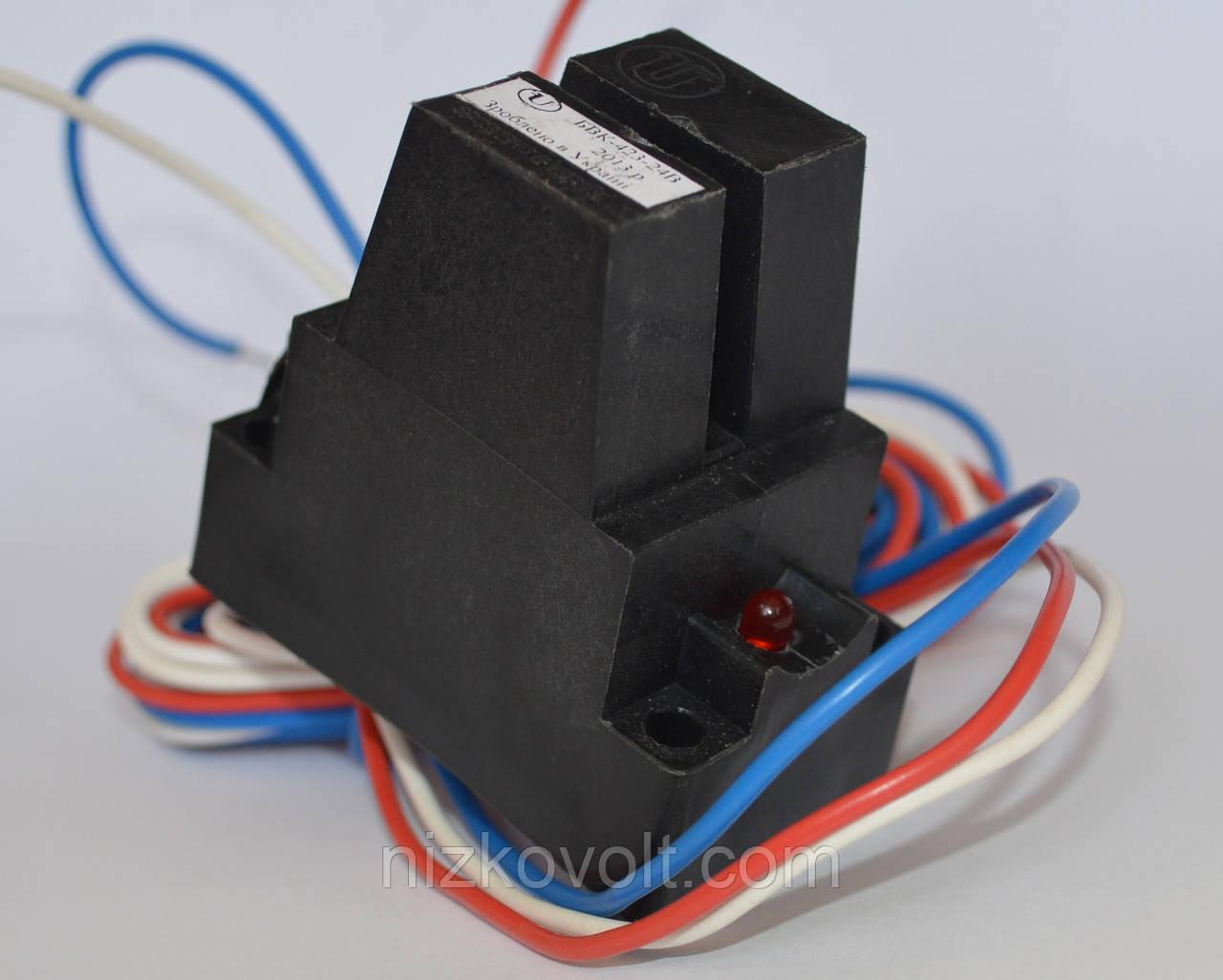 Бесконтактный путевой переключатель постоянного тока БВК-423-24