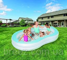 Детский надувной бассейн BestWay 54135 280 х 157 х 46 см, фото 3