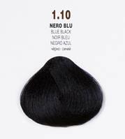 Крем-краска BRELIL Colorianne Classic 1.10 - Иссиня-черный 100 мл