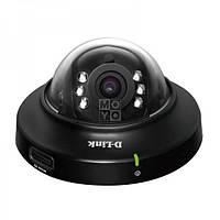 IP-Камера D-Link DCS-6004L/UPA Купольная, 1Мп, IR-подсветка, PoE (без блока пит)