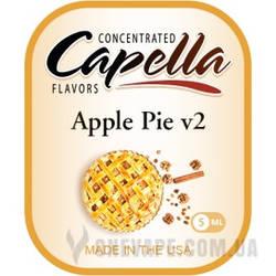 Ароматизатор Capella Apple Pie v2 (Яблочный Пирог)