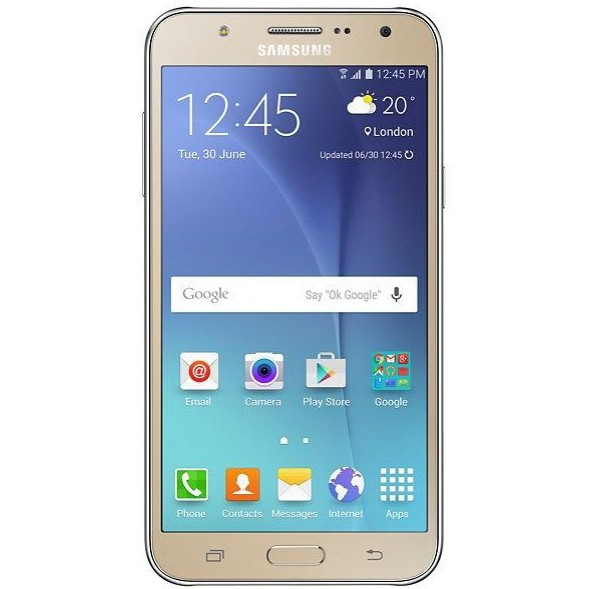 Смартфон Samsung Galaxy J7 (Gold)