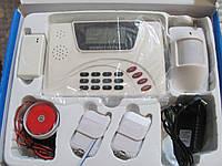 Беспроводная GSM охранная система Security Alarm System Wireless GSM