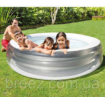 Детский надувной бассейн Intex 57192 Дельфин 231 х 51 см, фото 2
