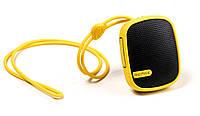 Портативная акустика Remax Outdoor Bluetooth 3.0 Speaker RB-X2 Mini Yellow