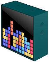 Портативная акустика Divoom Timebox mini Green