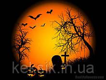 Вафельная картинка Halloween 12
