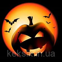 Вафельная картинка Halloween 13