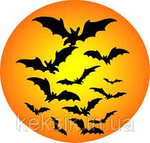 Вафельная картинка Halloween 18