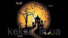 Вафельная картинка Halloween 19