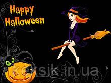 Вафельная картинка Halloween 24