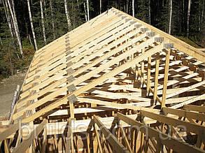 Монтаж обрешетки крыши, фото 2