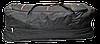 Удобная сумка-чемодан на колесах черного цвета EES-870007
