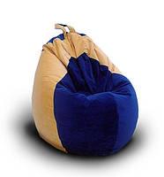 Кресло груша со спинкой