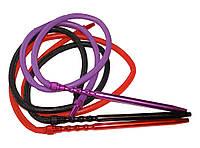 Трубка для кальяна TRK18 AMY, трубки для кальяна,силиконовый шланг в оплетке , шланги для кальянов