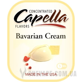 Ароматизатор Capella Bavarian Cream (Баварский Крем)