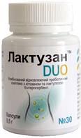 Лактузан-DUO, 30 капсул, купить, цена, отзывы, интернет-магазин