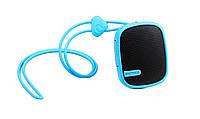Портативная акустика Remax Outdoor Bluetooth 3.0 Speaker RB-X2 Mini Blue
