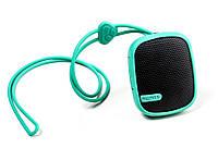 Портативная акустика Remax Outdoor Bluetooth 3.0 Speaker RB-X2 Mini Green