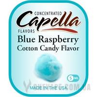Ароматизатор Capella Blue Raspberry Cotton Candy Flavor