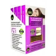 Dr. BIO. Комплекс в ампулах для редких и выпадающих волос на органическом репейном масле 7*5 мл., купить, цена, отзывы, интернет-магазин