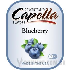 Ароматизатор для вейпа Черника Capella Blueberry