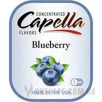 Ароматизатор для вейпа Черника Capella Blueberry  5 мл.