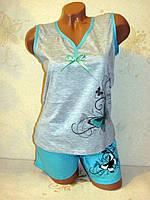 Пижама женская, 44 размер