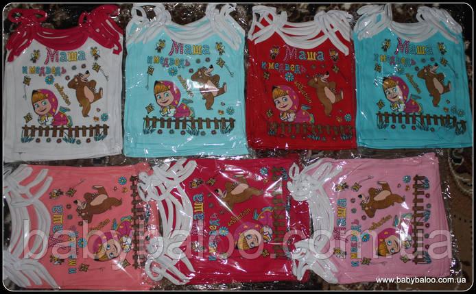 Топик детский для девочки (от 1 до 4 лет) Маша, фото 2