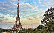 Вафельная картинка Эйфелева Башня 4